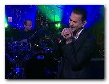 Heaven en The Late Show with David Letterman